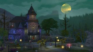 The Sims 4: Vampires id = 337708