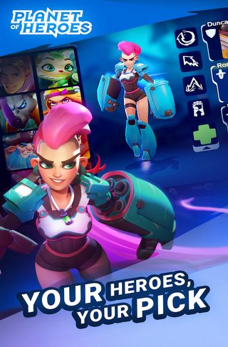 Planet of Heroes id = 340839