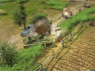 Soldiers: Ludzie Honoru - screen - 2004-05-21 - 26584