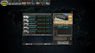 East vs. West: A Hearts of Iron Game - screen - 2013-06-26 - 264706