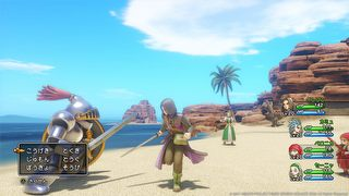 Dragon Quest XI: In Search of Departed Time - screen - 2017-03-28 - 341480