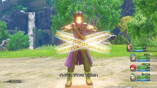 Dragon Quest XI: In Search of Departed Time - screen - 2017-03-28 - 341483