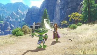 Dragon Quest XI: In Search of Departed Time - screen - 2017-03-28 - 341484