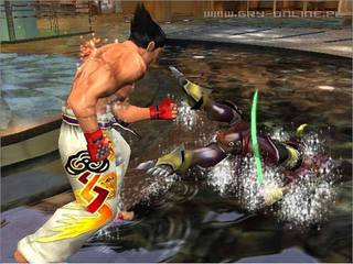 Tekken 4 - screen - 2004-08-24 - 29777