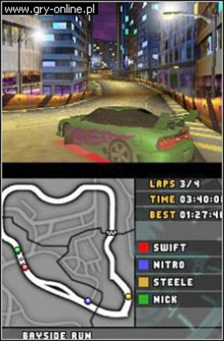 Need for Speed: Underground 2 id = 59430