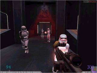 Star Wars Jedi Knight II: Jedi Outcast - screen - 2001-06-05 - 5169