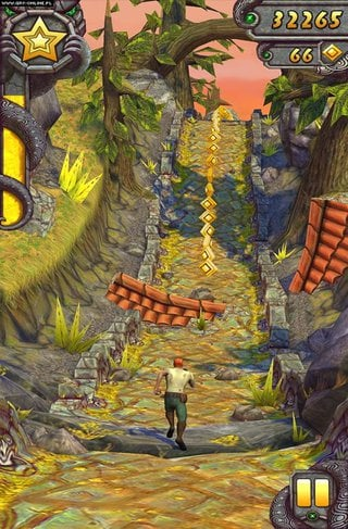 Temple Run 2 - screen - 2014-12-09 - 292796