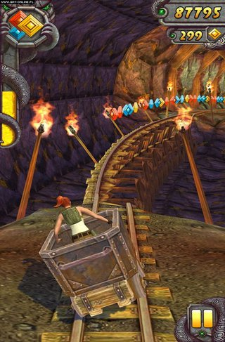 Temple Run 2 - screen - 2014-12-09 - 292797