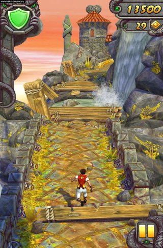 Temple Run 2 - screen - 2014-12-09 - 292798