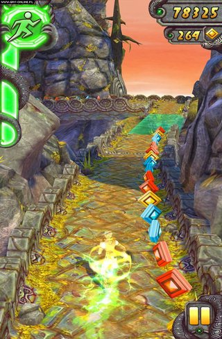 Temple Run 2 - screen - 2014-12-09 - 292799