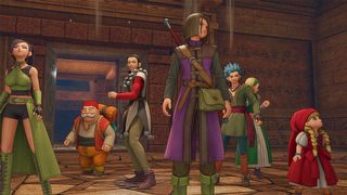 Dragon Quest XI: In Search of Departed Time - screen - 2017-04-11 - 342301