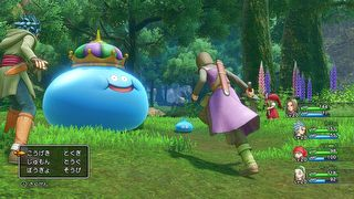 Dragon Quest XI: In Search of Departed Time - screen - 2017-04-11 - 342303