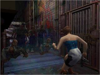 Resident Evil 3: Nemesis - screen - 2000-12-18 - 338