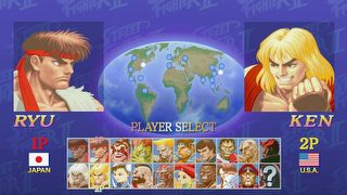 Ultra Street Fighter II: The Final Challengers id = 344179