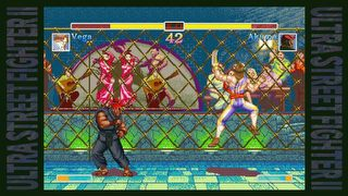 Ultra Street Fighter II: The Final Challengers id = 344181