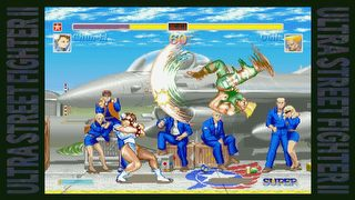 Ultra Street Fighter II: The Final Challengers id = 344184