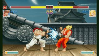 Ultra Street Fighter II: The Final Challengers id = 344185