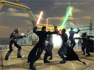 Star Wars: Knights of the Old Republic II - The Sith Lords - screen - 2005-01-10 - 40321
