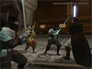 Star Wars: Knights of the Old Republic II - The Sith Lords - screen - 2005-01-10 - 40324