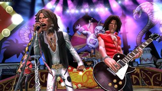 Guitar Hero: Aerosmith - screen - 2008-12-03 - 126199