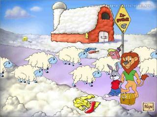 Królik Bystrzak dla Pierwszaka: Przygoda pod Chmurką - screen - 2004-08-16 - 29135