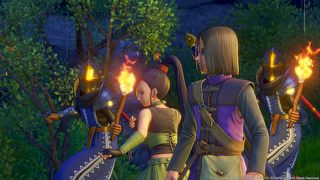 Dragon Quest XI: Echoes of an Elusive Age - screen - 2017-07-18 - 350543