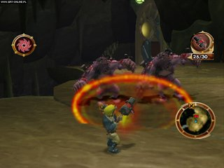 Jak and Daxter: Zaginiona Granica - screen - 2009-11-03 - 169711