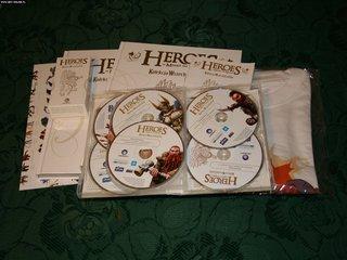 Heroes of Might and Magic: Kolekcja Wszech Czasów - screen - 2008-12-03 - 126257