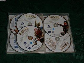 Heroes of Might and Magic: Kolekcja Wszech Czasów - screen - 2008-12-03 - 126258