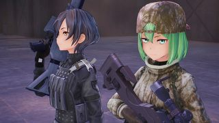 Sword Art Online: Fatal Bullet - screen - 2018-07-03 - 377427