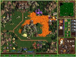 Heroes of Might and Magic III: The Shadow of Death - screen - 2001-05-04 - 3267