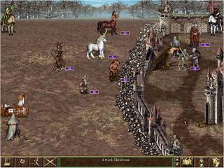Heroes of Might and Magic III: The Shadow of Death - screen - 2001-05-04 - 3268