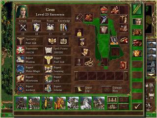 Heroes of Might and Magic III: The Shadow of Death - screen - 2001-05-04 - 3269