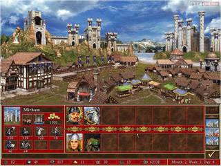 Heroes of Might and Magic III: The Shadow of Death - screen - 2001-05-04 - 3270