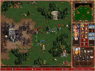 Heroes of Might and Magic III: The Shadow of Death - screen - 2001-05-04 - 3271
