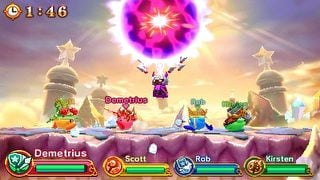 Team Kirby Clash Deluxe id = 342938