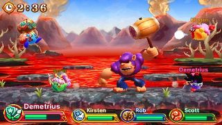 Team Kirby Clash Deluxe id = 342939
