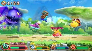 Team Kirby Clash Deluxe id = 342940