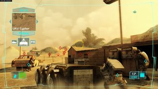 Tom Clancy's Ghost Recon: Advanced Warfighter 2 - screen - 2009-12-15 - 175297