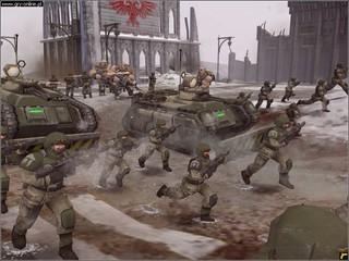 Warhammer 40,000: Dawn of War - Winter Assault - screen - 2005-05-31 - 47994