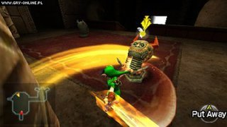 The Legend of Zelda: Ocarina of Time 3D id = 210974