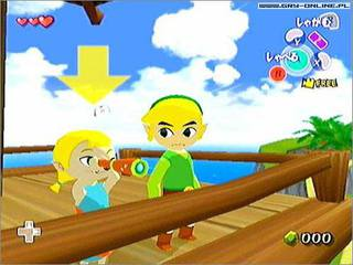 The Legend of Zelda: The Wind Waker - screen - 2004-09-06 - 31409