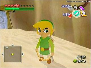The Legend of Zelda: The Wind Waker - screen - 2004-09-06 - 31410