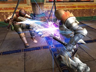 Soul Calibur: Legends - screen - 2007-09-27 - 90106