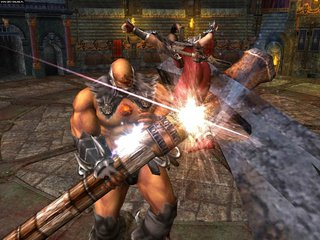 Soul Calibur: Legends - screen - 2007-09-27 - 90111