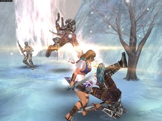 Soul Calibur: Legends - screen - 2007-09-27 - 90112