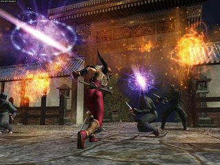 Soul Calibur: Legends - screen - 2007-09-27 - 90113