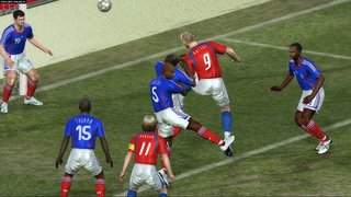 Pro Evolution Soccer 6 - screen - 2006-08-24 - 71310