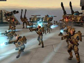 Warhammer 40,000: Dawn of War – Dark Crusade - screen - 2006-08-24 - 71326