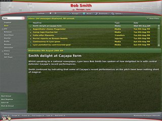 Football Manager 2007 - screen - 2006-06-20 - 68826